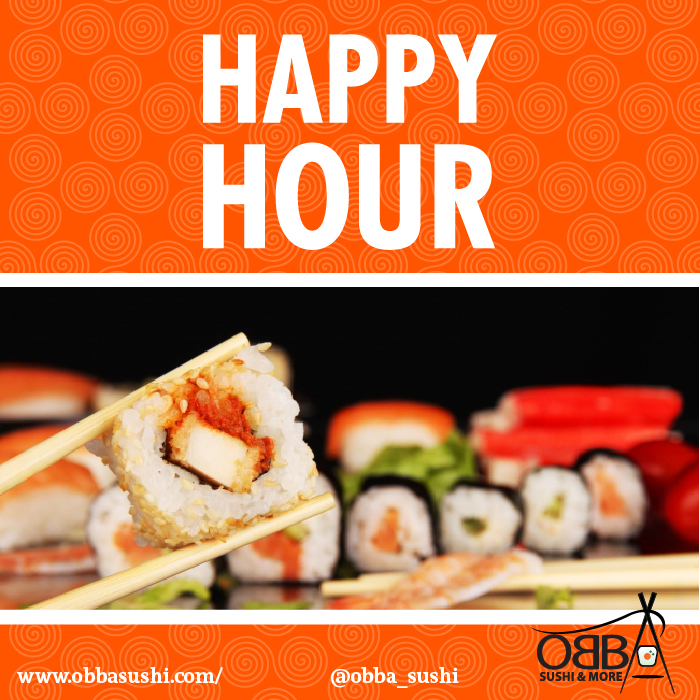 Client: Obba Sushi